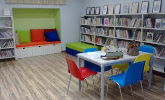 ספריית בית ספר