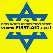 אלי החברה לעזרה ראשונה לוגו