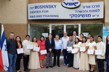 חינוך עולמי; ישראל מייצאת ידע בתחומי הטכנולוגיה בהוראה
